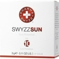 SWYZZ SUN Lip Balm SPF 10, 3 G, STADA GmbH