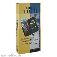 LOOM Tour prima Diab.Tasche schwarz Nylon, 1 ST, Ypsomed GmbH