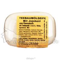 Teebaumoel Seife mit Jojoba, 100 G, Tierra Verde
