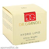 GRANDEL Hydro-Lipid Ultra Night Tiegel, 50 ML, Dr. Grandel GmbH