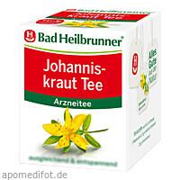 Bad Heilbrunner Johanniskrauttee, 8X1.5 G, Bad Heilbrunner Naturheilm. GmbH & Co. KG