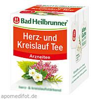 Bad Heilbrunner Herz-und Kreislauftee N, 8X1.5 G, Bad Heilbrunner Naturheilm. GmbH & Co. KG