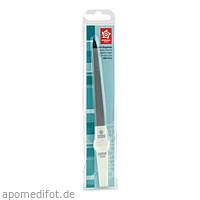SAPHIR NAGELFEILE 1202/18 WEISS, 1 ST, PFEILRINGWERK PRODUKTIONS GmbH