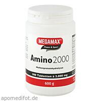 AMINO 2000 MEGAMAX, 300 ST, Megamax B.V.