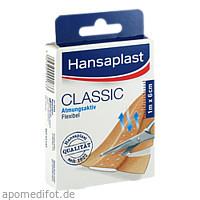 Hansaplast CLASSIC 1mx6cm, 1 ST, Beiersdorf AG
