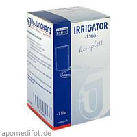 Irrigator Kunststoff komplett 1 Liter, 1 ST, Dr. Junghans Medical GmbH