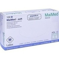 Handschuhe Unters. Latex MITTEL unsteril, 100 ST, Dr. Junghans Medical GmbH