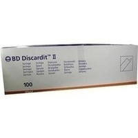BD DISCARDIT II SPRITZE, 80X20 ML, Becton Dickinson GmbH