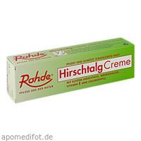Rohde Hirschtalgcreme, 100 ML, Anhalt GmbH