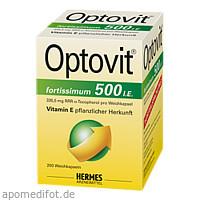 Optovit fortissimum 500, 200 ST, Hermes Arzneimittel GmbH