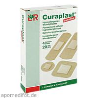 CURAPLAST STRIPS SENSITIV SORTIERT, 20 ST, Lohmann & Rauscher GmbH & Co. KG