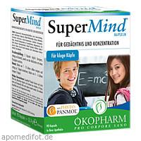 SuperMind Kapseln, 90 ST, Sanova Pharma GesmbH