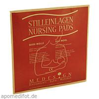 STILLEINLAGE SEIDE WOLLE, 2 ST, Medesign I. C. GmbH