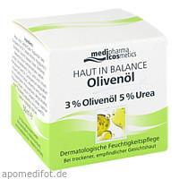 Haut in Balance Olivenöl Feuchtigkeitspflege 3%, 50 ML, Dr. Theiss Naturwaren GmbH