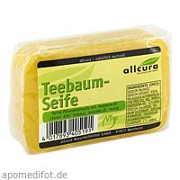 Teebaum Seife, 100 G, Allcura Naturheilmittel GmbH
