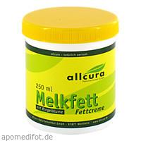 Melkfett mit Ringelblume (ohne Vaseline), 250 ML, Allcura Naturheilmittel GmbH