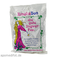 Ingwerbonbon ZinghaBon, 76 G, Allcura Naturheilmittel GmbH