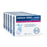 CALCIUM 1000 HEXAL, 100 ST, HEXAL AG