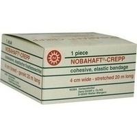 NOBAHAFT CREPP 20MX4CM KOHAESIVE MULLBINDE, 1 ST, Nobamed Paul Danz AG