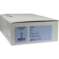 Coloplast Drainage-Beutel unsteril mini 2240, 10 ST, Coloplast GmbH