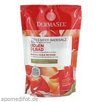DermaSel Totes Meer Badesalz + Rose SPA, 1 P, Fette Pharma GmbH