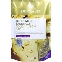 DermaSel Totes Meer Badesalz + Gold EXKLUSIV, 1 P, Fette Pharma GmbH