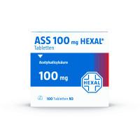 ASS 100 HEXAL, 100 Stück, HEXAL AG