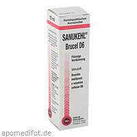 SANUKEHL Brucel D 6, 10 ML, Sanum-Kehlbeck GmbH & Co. KG