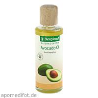 Avocado Öl, 125 ML, Bergland-Pharma GmbH & Co. KG