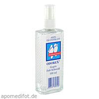 ODOREX gegen Fuß-Schweiß, 100 ML, Odvital Cosmetics GmbH