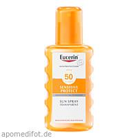 Eucerin Sun Transparent Spray LSF 50, 200 ML, Beiersdorf AG Eucerin