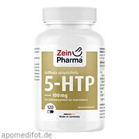 Griffonia 5-HTP Caps 100 mg, 120 ST, Zein Pharma - Germany GmbH