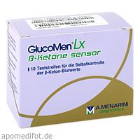 GlucoMen LX Plus Ketone Sensor, 10 ST, Berlin-Chemie AG
