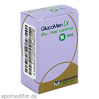 GlucoMen LX Plus Control N Glukose + Ketone, 4 ML, Berlin-Chemie AG
