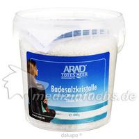 TOTES MEER BADESALZKRISTALLE, 1000 G, Langer Pharma Handels-u.Vertr. GmbH
