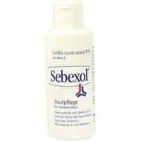 SEBEXOL LOTIO CUM UREA 5%, 50 ML, DEVESA Dr.Reingraber GmbH & Co. KG