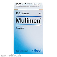 MULIMEN, 100 ST, Biologische Heilmittel Heel GmbH