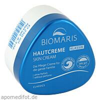 BIOMARIS HAUTCREME OHNE PARFUM, 250 ML, Biomaris GmbH & Co. KG