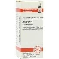 AMBRA C 6, 10 G, Dhu-Arzneimittel GmbH & Co. KG