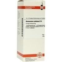 AMMONIUM JODAT D 6, 50 ML, Dhu-Arzneimittel GmbH & Co. KG