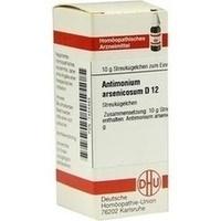 ANTIMONIUM ARSENIC D12, 10 G, Dhu-Arzneimittel GmbH & Co. KG