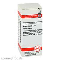 APOCYNUM D 6, 10 G, Dhu-Arzneimittel GmbH & Co. KG