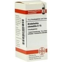 ARISTOLOCHIA CLEM D15, 10 G, Dhu-Arzneimittel GmbH & Co. KG