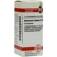 ARSENICUM ALBUM C 3, 10 G, Dhu-Arzneimittel GmbH & Co. KG