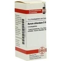 AURUM CHLORATUM D 8, 10 G, Dhu-Arzneimittel GmbH & Co. KG