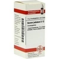 AURUM JODATUM D12, 10 G, Dhu-Arzneimittel GmbH & Co. KG