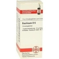 BASILICUM D 6, 10 G, Dhu-Arzneimittel GmbH & Co. KG