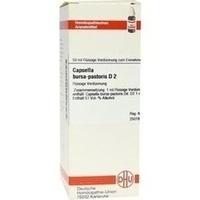 CAPSELLA BURSA PAST D 2, 50 ML, Dhu-Arzneimittel GmbH & Co. KG