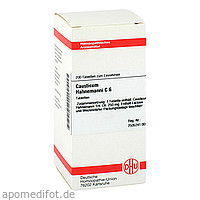 CAUSTICUM HAHNEMANNI C 6, 200 ST, Dhu-Arzneimittel GmbH & Co. KG