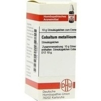 COBALTUM METALLICUM D12, 10 G, Dhu-Arzneimittel GmbH & Co. KG